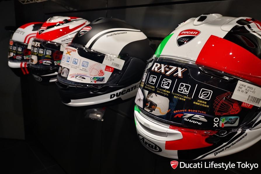 トリコロールデザイン! DucatiCorse Speed 2