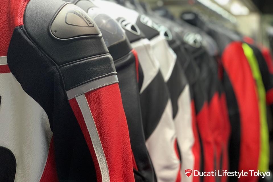 Ducati アパレル人気アイテムのご案内!