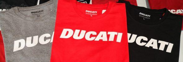 Ducati定番Tシャツの新作です!
