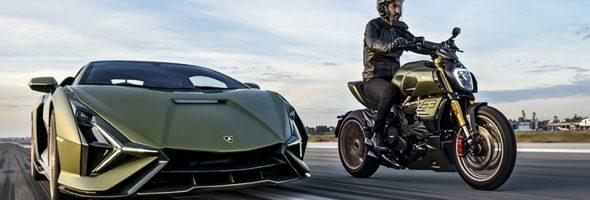 Diavel 1260 Lamborghini 発表!!