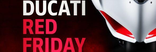 DUCATI RED FRIDAYキャンペーン開催のお知らせ
