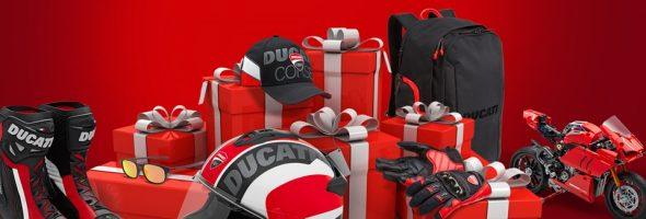 Ducati Giftで華やかに🌹