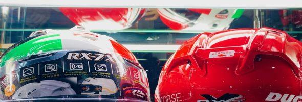 ヘルメット紹介 Ducati Corse Speed 2 フルフェイスヘルメット