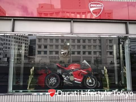 Ducati Lifestyle Tokyo年末年始休業日のお知らせ